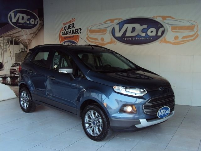 FORD ECOSPORT FREESTYLE FSL 2014 1.6