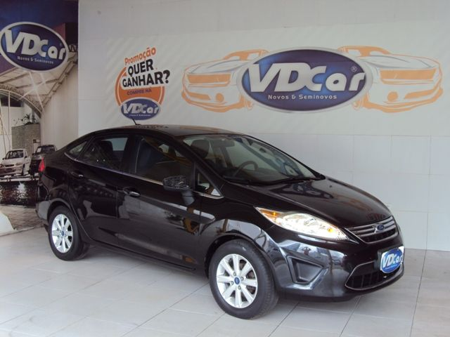 FORD NEW FIESTA SEDAN SE 2011 1.6