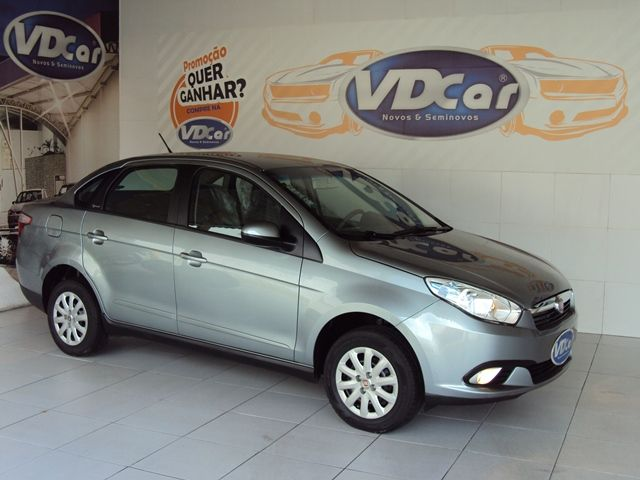 FIAT GRAND SIENA ATTRACTIVE 2014 1.4