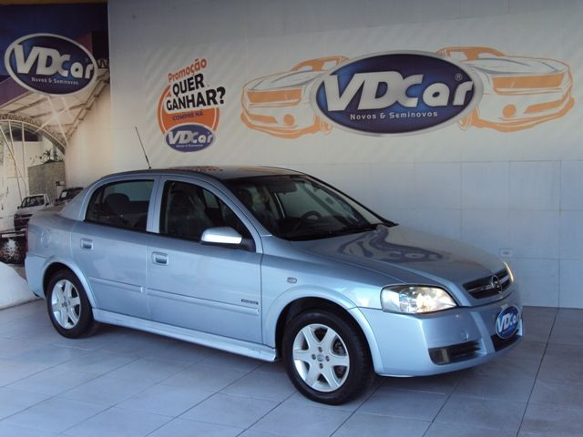 GM ASTRA ADVENT. FLEX 2007 2.0