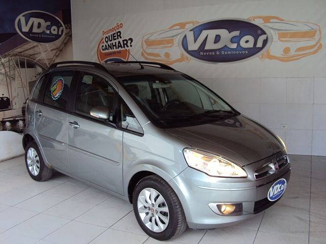 FIAT IDEA ATTRACTIVE 2014 1.4