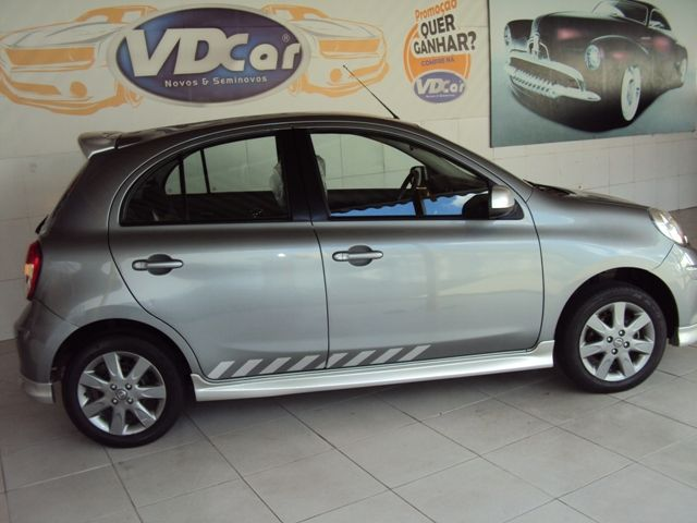 NISSAN MARCH SR  1.6