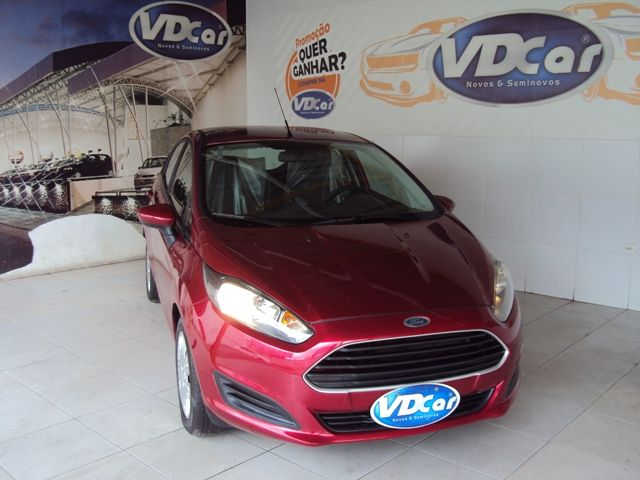 NEW FORD FIESTA 2014 1.0