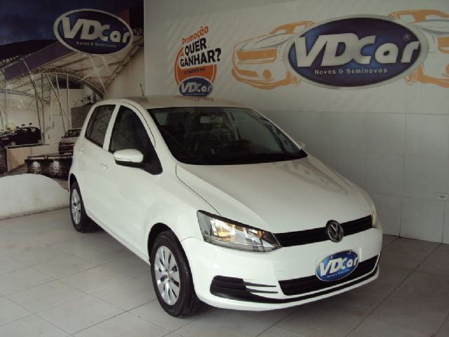 VOLKSWAGEN FOX MSI 2015 1.6