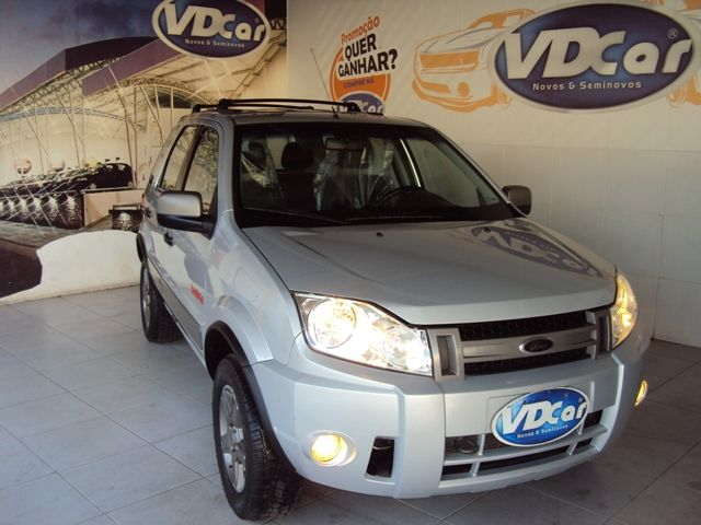 FORD ECOSPORT FREESTYLE 2009 1.6