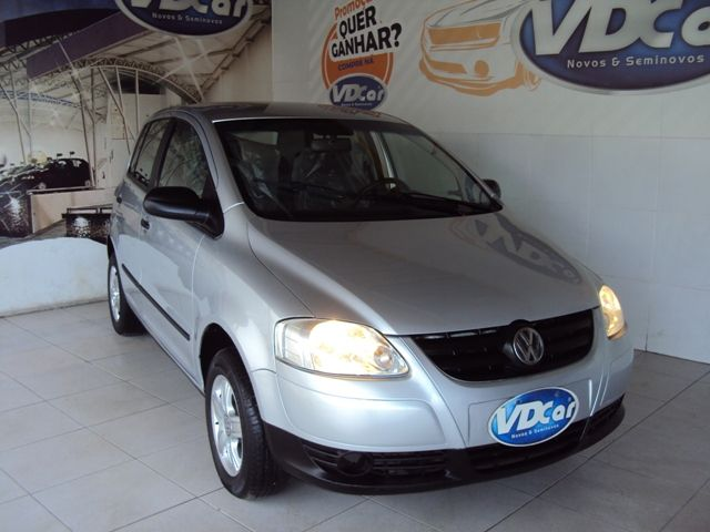 VOLKSWAGEN FOX 2008 1.0